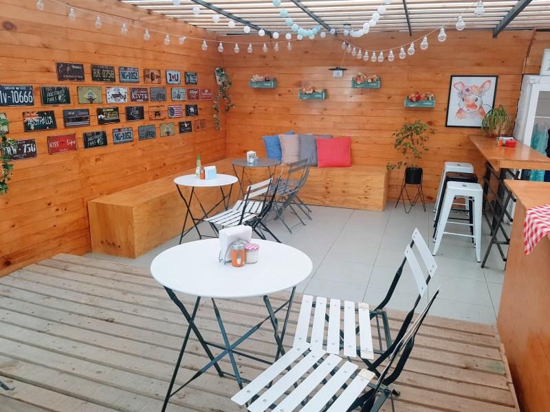 Cafe for chlidren Santiago