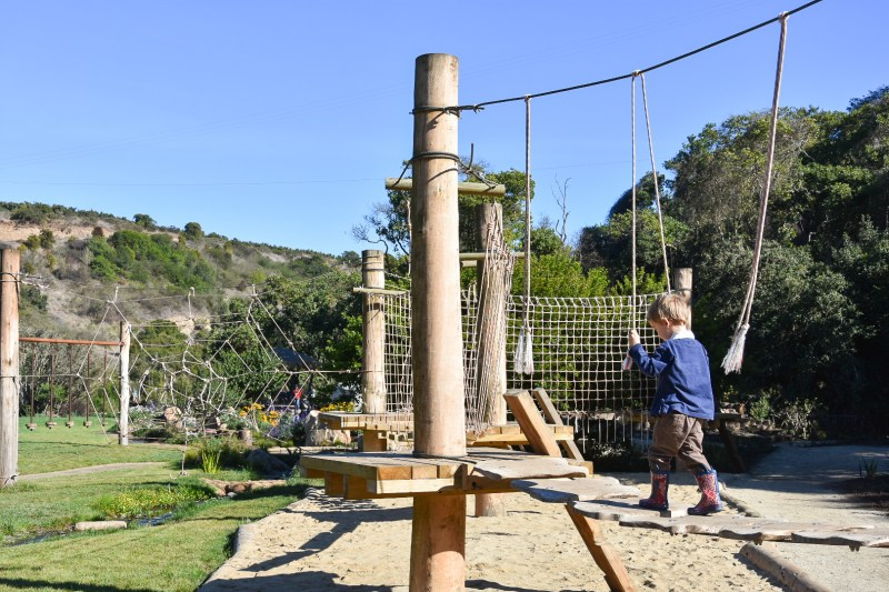 Tricao play area