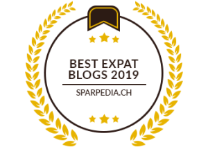 Vote for The Expater in the Expat blog awards