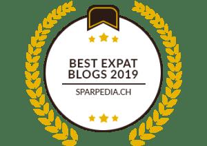 Vota por The Expater en los premios del blog Expat.