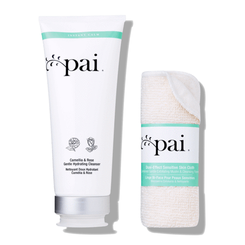 Pai Camellia and Rose Gentle Hydrating Cleanser for sensitive skin