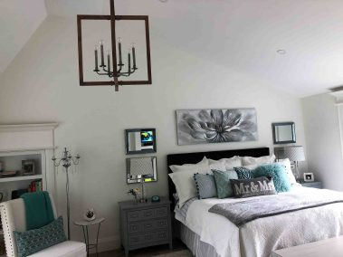 Belvenia Master Bedroom by The Expert Touch Interior Design