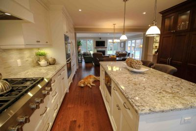 Clarkson Kitchen by The Expert Touch Interior Design