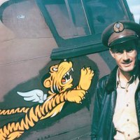 E.O.F. Approved: Vintage 'Flying Tigers' Jacket