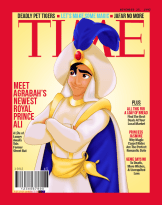 Disney Aladin Time