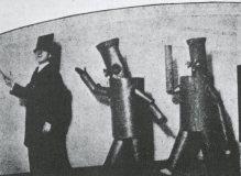 dreams robots fortunato despero ballet 1924