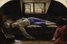 Henry Wallis - Death