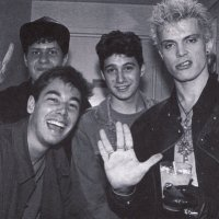 E.O.F. Style Idol: Billy Idol {The 'Idle' Teen}