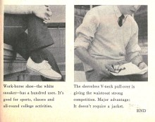 EOF How To Ivy Style Look Magazine 1955 7
