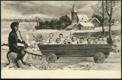 krampus baby wagon