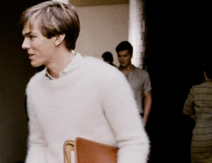 The Sweater - A Single Man- Vintage Sweater Insiration