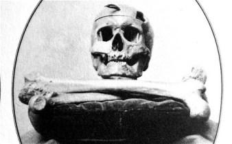 secret society style- skull and bones