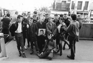 EOF - Teddy Boys London 1979- Pomp and Circumstance