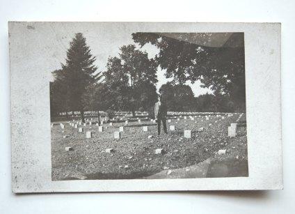 the-eye-of-faith-vintage-postcard-of-man-in-cemetery-1906-1920