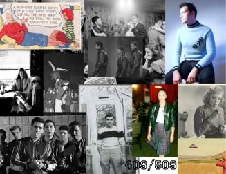 VINTAGE SHOWCASE INSPIRATIONS 40s:50s