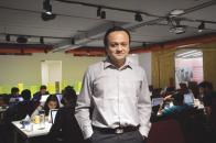 Neerav Parekh received funding from Zone Startups India for vPhrase. PHOTO: SIERRA BEIN