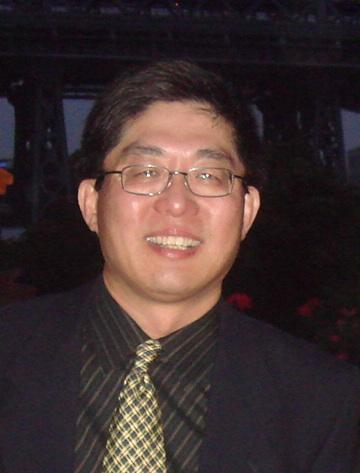 Jeff Xi smiles