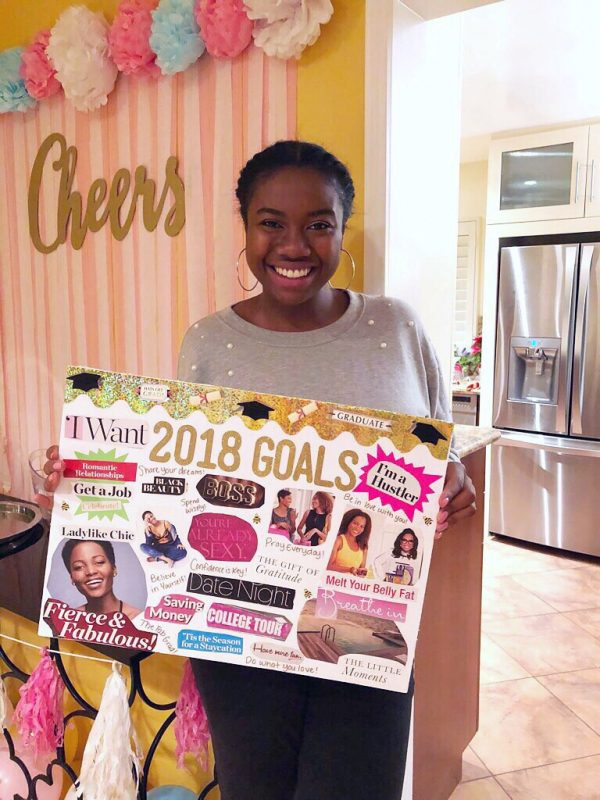 The First Annual Fab Grad Vision Board Party!