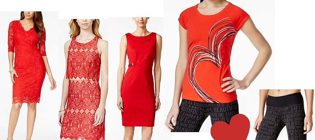Go Red For A Cause, Thursday Favorite Things Linky Party