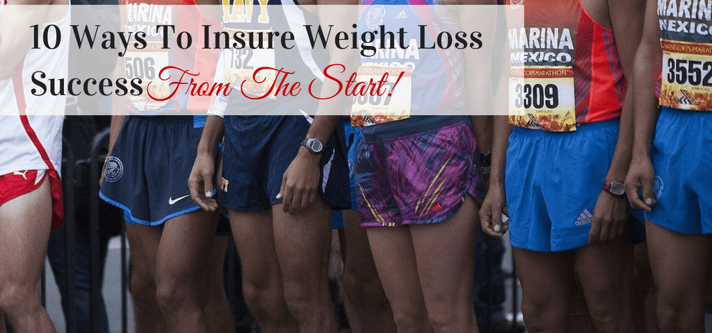 ways to insure weight loss sucess