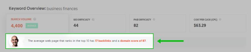 ubersuggest-backlinks-da