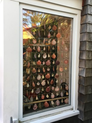 BEARSKIN NECK VILLAGE SILVERSMITH WINDOW DECORATIONS