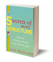 KM Weiland-secrets-of-story-structure-3d