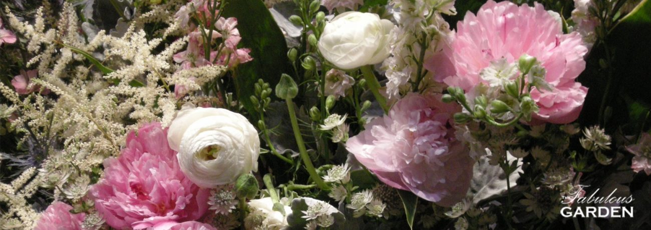 How to buy cut flowers for a gardener