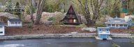 Visit to a miniature village in Niagara