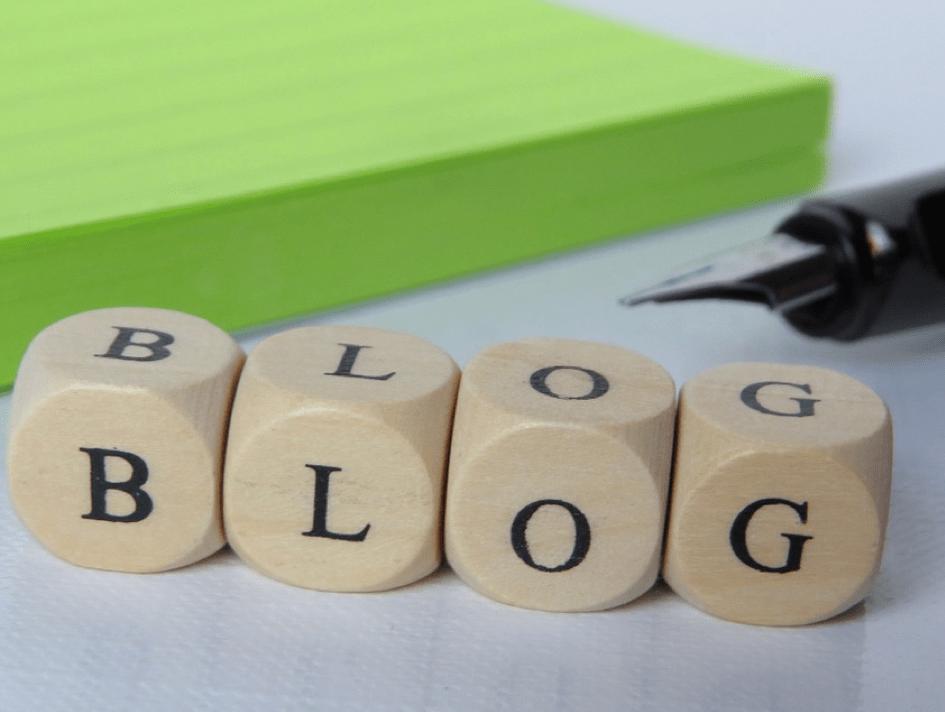 make your blog