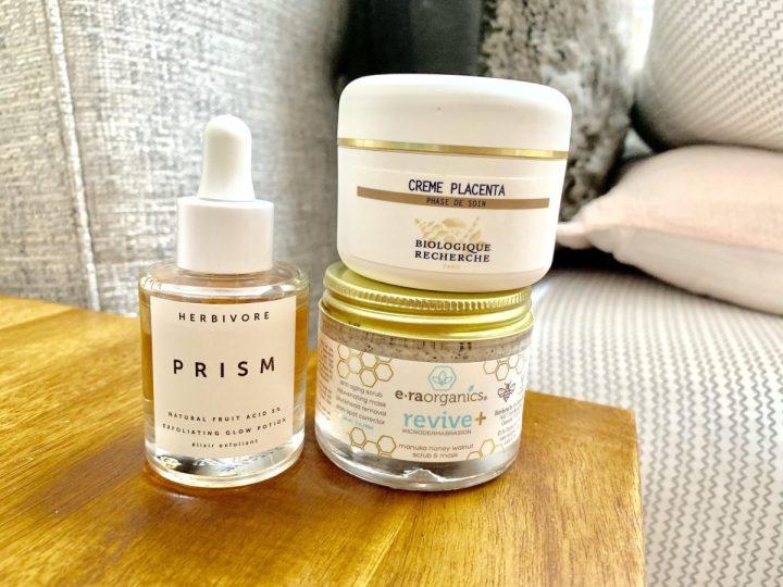 My Brightening Nighttime Skincare Routine