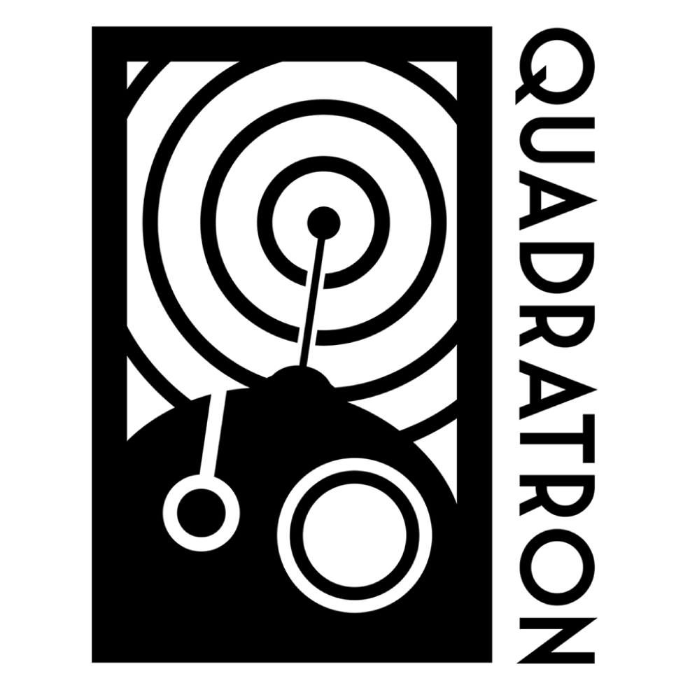 QuadraTron Games Logo