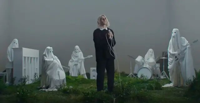 """Porter Robinson and his ghost band share the """"Look At The Sky"""" video 1"""
