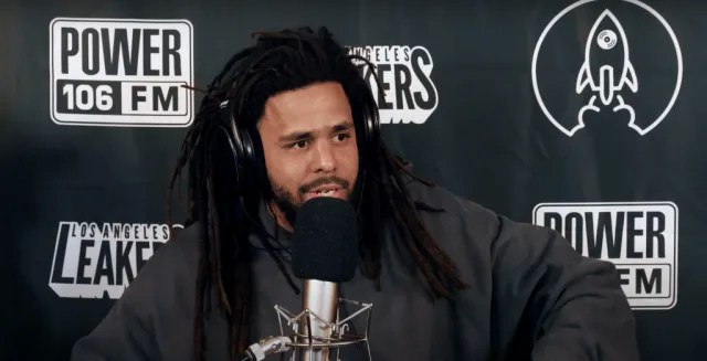 """Watch J. Cole freestyle over """"93 Til Infinity"""" and """"Still Tippin"""" 1"""