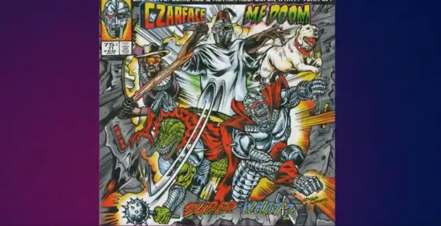 A new Czarface/MF DOOM album is out this week 1