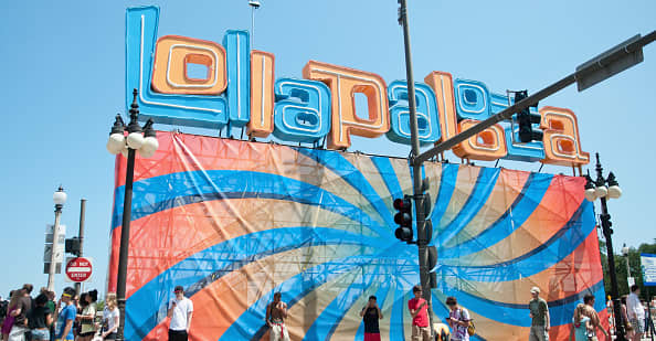 Chicago offering free 2021 Lollapalooza tickets to boost its vaccination rates 1