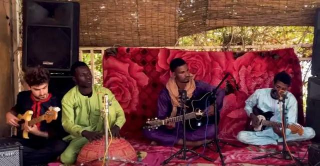 Watch Mdou Moctar's Tiny Desk Concert 1