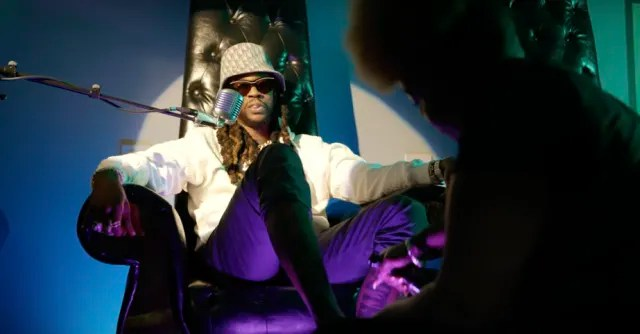 Watch 2 Chainz get a champagne pedicure for his Tiny Desk (Home) Concert 1