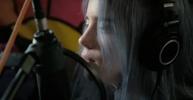 Check out a new trailer for Billie Eilish's documentary The World's A Little Blurry 1