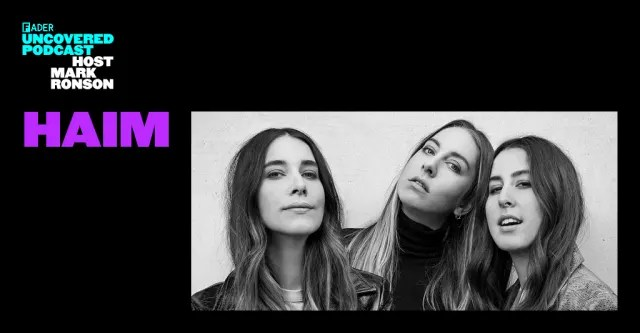 HAIM on tears at SNL, London memories, and making Paul Thomas Anderson their muse 1