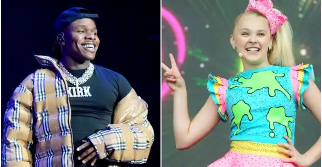 """DaBaby says he doesn't """"have a problem"""" with JoJo Siwa 1"""
