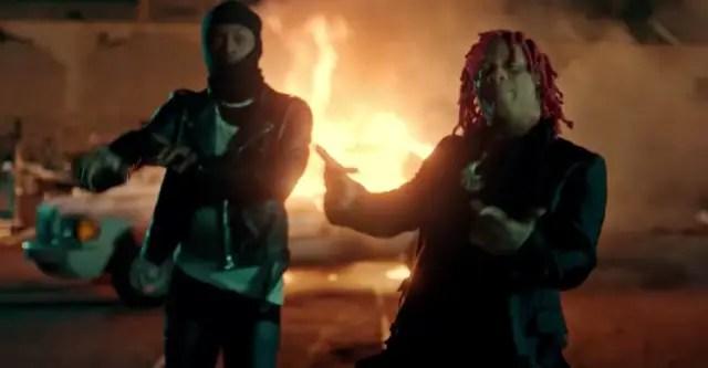 "Trippie Redd and Playboi Carti share ""Miss The Rage"" music video 1"