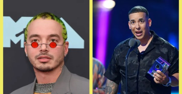 J. Balvin and Daddy Yankee speak out in protest of the Latin Grammys