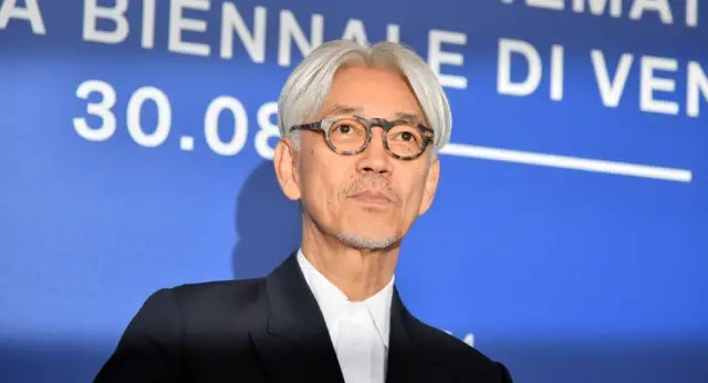 Ryuichi Sakamoto has been diagnosed with cancer for a second time 1