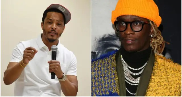 """Young Thug and T.I. link up on """"Ring"""" 1"""