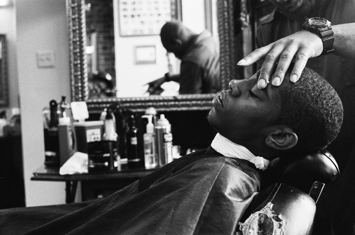 5 Black Barbers On Why Barbershops Are Sacred Spaces The