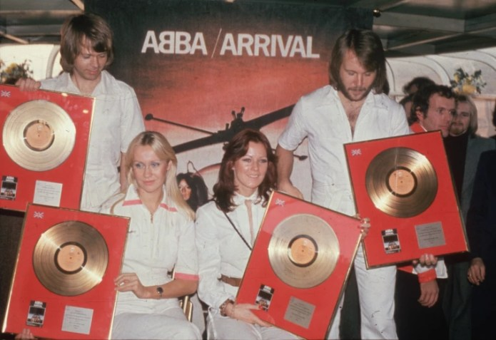 ABBA announce plans for first new music in 35 years