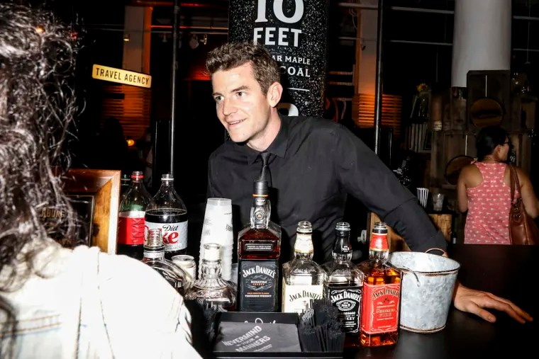 Whiskey Daniel Set Jack