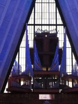 The organ.