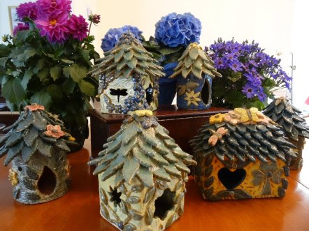 Community of Fairy Houses